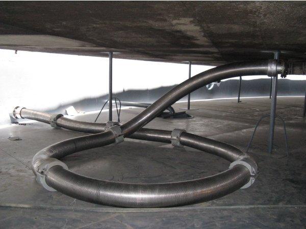 MESA Flexible Roof Drain Systems